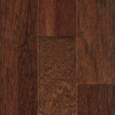 1/2&#034; x 5&#034; Chocolate Hickory Engineered